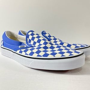 Vans Classic Slip-On Checkerboard Sneakers
